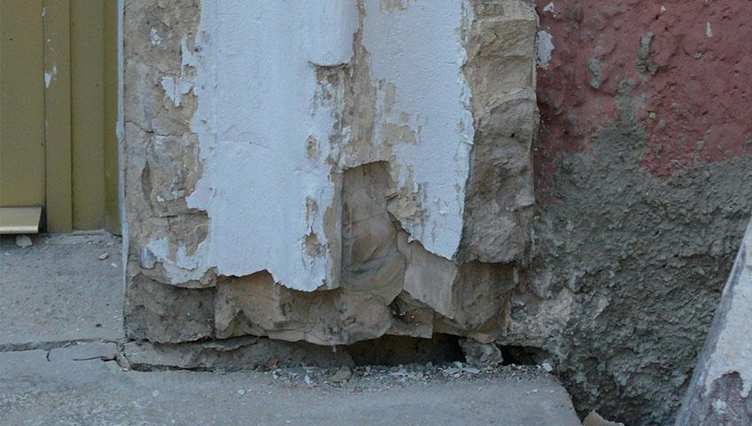 Restaurierung Stuckfassade
